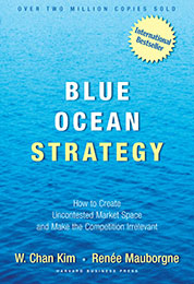 Recommended Reading Book, Blue Ocean Strategy, by W. Chan Kim