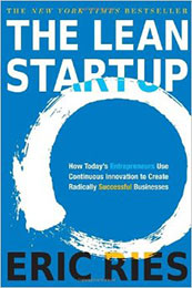 Recommended Reading Book, The Lean Startup, by Eric Ries