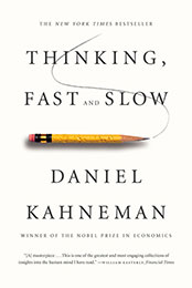 Recommended Reading Book, Thinking, Fast and Slow by Daniel Kahneman