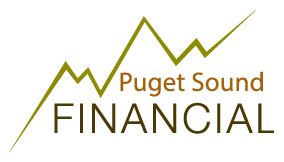 Puget Sound Financial Logo