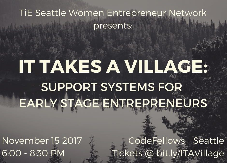 Join Us @ TIE-WEN @ Code Fellows 11/15, 6pm